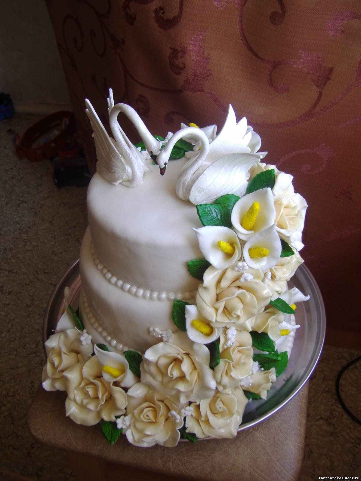Свадебные фотоальбомы торты на